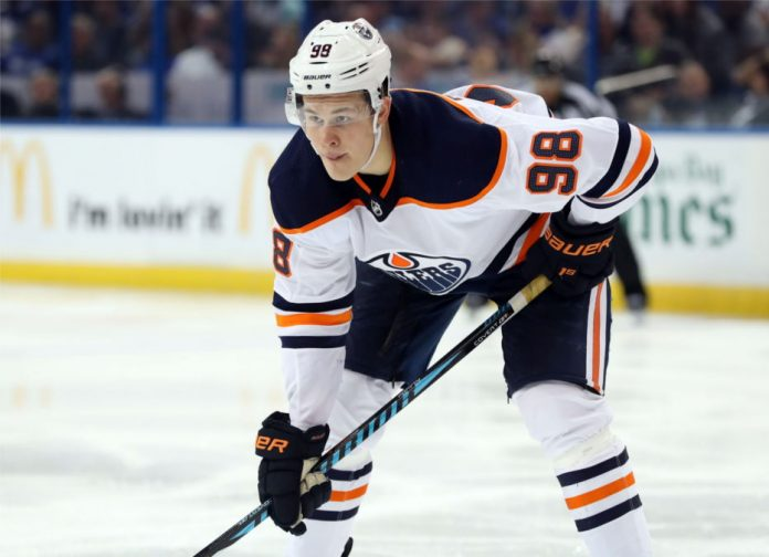 Jesse Puljujarvi could be traded soon?