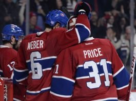 Could the Montreal Canadiens trade Shea Weber and Carey Price?
