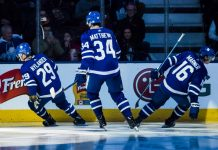 The Toronto Maple Leafs are a joke