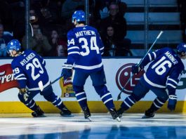 The Toronto Maple Leafs are a joke