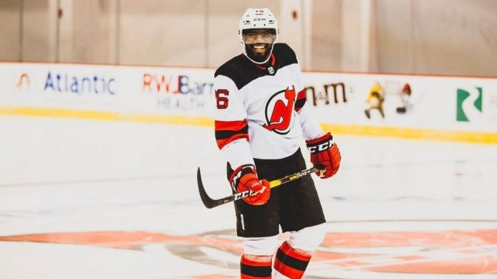 Will the New Jersey Devils trade P.K. Subban?