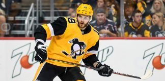 The Pittsburgh Penguins are looking to trade Alex Galchenyuk