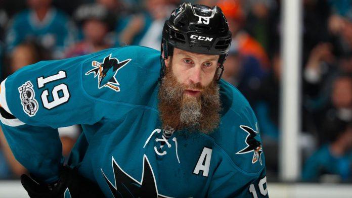 Will the San Jose Sharks trade Joe thornton?