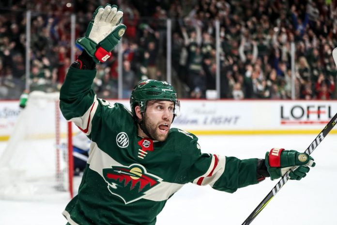 Will Jason Zucker finally be traded from the Minnesota Wild?