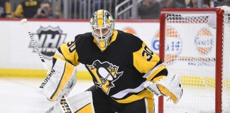 Will the Pittsburgh Penguins trade Matt Murray?