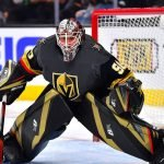 Robin Lehner signs 5-year contract extension with the Vegas Golden Knights