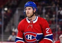 The Boston Bruins are interested in signing Karl Azner