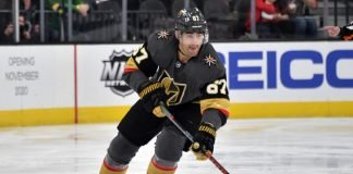The Vegas Golden Knights are looking to trade Max Pacioretty