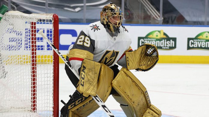 Will the Vegas Golden Knights trade Marc-Andre FleuryMarc-Andre Fleury
