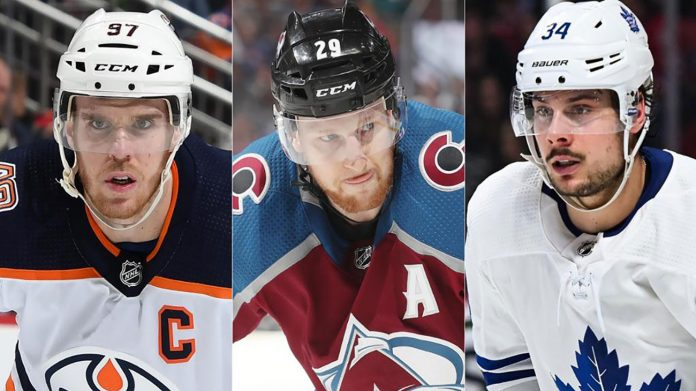 NHL Point Projections 2021