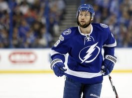 With the Tampa Bay Lightning trade Tyler Johnson?