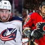 Could a Pierre-Luc Dubois for Sean Monahan trade be in the works? The Ducks, Kings, Rangers, Canadiens, Jets are still interested.