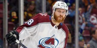 The Colorado Avalanche will look at trading Ian Cole to add Bo Byram to the team.