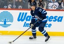 The Pittsburgh Penguins have been pretty clear in its interest in Jack Roslovic, who is waiting for a trade from Winnipeg.