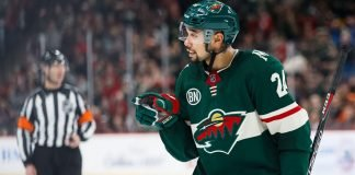 It is likely the Minnesota Wild will trade Matt Dumb at some point during the season or off-season.