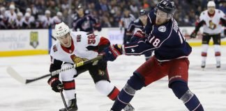 Can the Ottawa Senators work out a deal for Columbus Blue Jackets forward Pierre-Luc Dubois. It might take Tim Stuetzle.