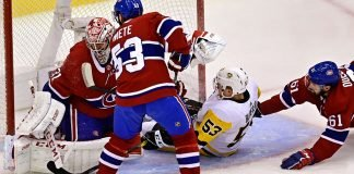 Will the Montreal Canadiens trade Victor Mete? Teams are calling on his availability.