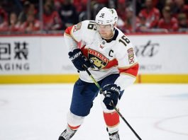 Are the Florida Panthers looking at trading Aleksander Barkov? Some teams feel he will not re-sign with the Panthers.