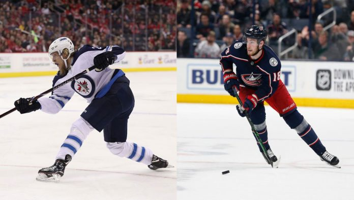 Would the Columbus Blue Jackets and Winnipeg Jets work out a Pierre-Luc Dubois trade for Patrik Laine trade?