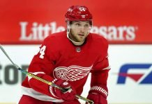The Detroit Red Wings will be sellers at this years 2021 NHL trade deadline. Bobby Ryan, Marc Staal & Luke Glendening will likely be traded.