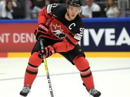 Will Connor McDavid lead Team Canada to a gold medal at the 2022 Olympics?