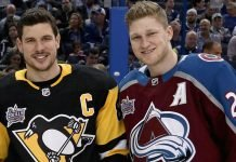 Could Sidney Crosby end up in Colorado to play with his buddy Nathan MacKinnon? It is very possible.