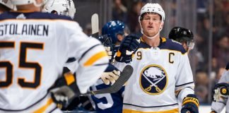 Will the New York Rangers pursue Jack Eichel? Buffalo would want Alexis Lafreniere or Kaapo Kakko in return.