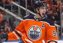 Will the Edmonton Oilers have the cap space to sign Ryan Nugent-Hopkins or will he be traded at the NHL trade deadline?