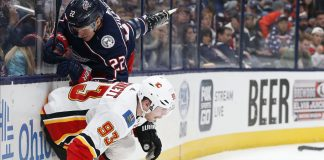 After the retirement of Mikko Koivu the Columbus Blue Jacket have a need for center and they are targeting Sam Bennett.