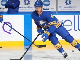 Can the Buffalo Sabres re-sign Taylor Hall or will they look to trade him at the 2021 NHL trade Deadline?