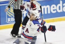 View the Team USA 2022 Olympic roster projection. Will Auston Matthews lead Team USa to a gold medal?