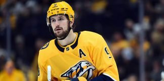 Will the Nashville Predators trade Filip Forsberg? He will likely be a 2021 NHL trade deadline move.