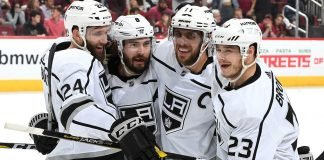 The LA Kings are looking to trade for a young stud defenceman and are willing to take on a bad contract to make a trade happen.