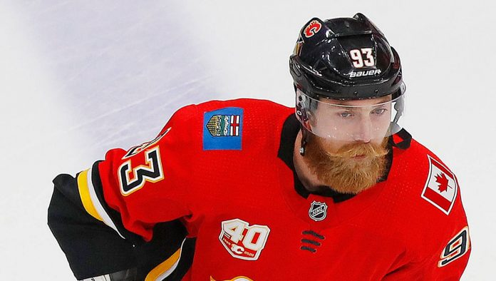 Kyle Dubas has interest in disgruntled Calgary Flames forward Sam Bennett, but can he make a trade happen with the salary cap crunch the Leafs are under?