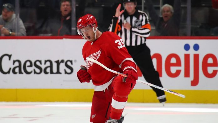The LA Kings, Boston Bruins, Pittsburgh Penguins and Philadelphia Flyers are interested in making a trade for Anthony Mantha.
