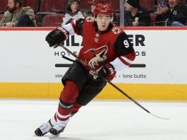 The Arizona Coyotes are looking to make significant changes. Clayton Keller is one player that could be traded. The Rangers, Devils, Kings have the assets to make a trade.
