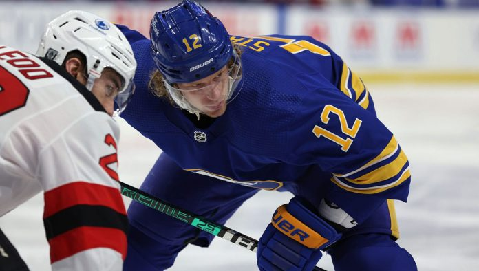 he Edmonton Oilers are interested in trading for a 3rd line center and could target Buffalo Sabres center Eric Staal.