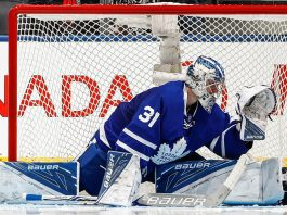 Will the Toronto Maple Leafs trade Frederik Andersen at the NHL trade deadline?