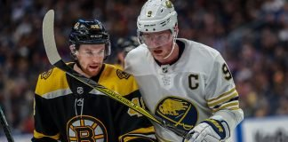 The Boston Bruins are interested in Jack Eichel. The question is, do they have the assets to make a trade with Buffalo?