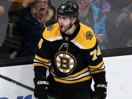 What will the Boston Bruins do with Jake DeBrusk? With his trade value so low, he could be traded in the off season.