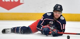 If the Columbus Blue Jackets are looking to trade Max Domi, they will have to sell low right now or wait till the off-season.