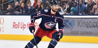 The New York Islanders are rumored to be looking for a scoring winger. Could they target someone more gritty like Nick Foligno?
