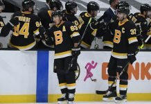 The Boston Bruins will look to add an elite player at the NHL trade deadline as they have the salary cap space available.