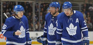 Darren Dreger reports the Toronto Maple Leafs will look to add a 3rd or 4th line forward and a 3rd pairing defenceman at the NHL trade deadline.