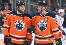 The Edmonton Oilers will look to trade for Mike Hoffman or Scott Laughton at the 2021 NHL trade deadline.