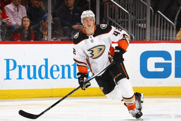 The Anaheim Ducks are looking to trade Josh Manson.