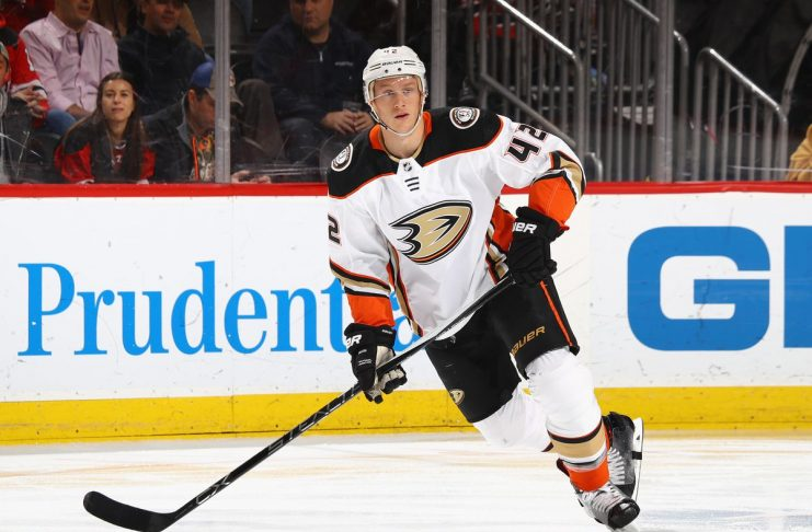 The Anaheim Ducks are looking to trade Josh Manson.