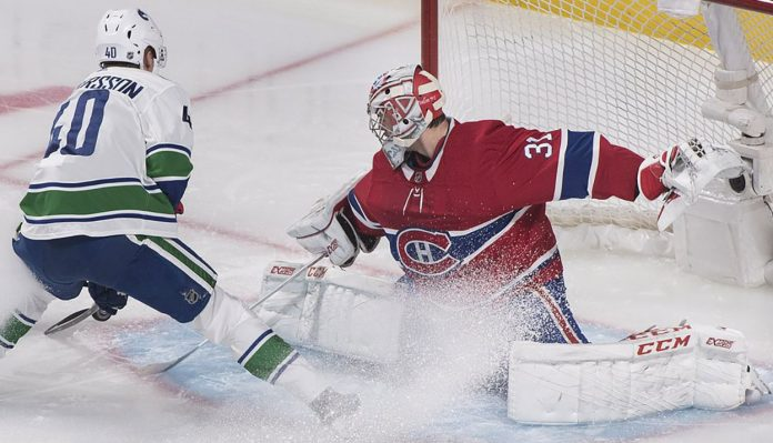 Will the Seattle Kraken or Montreal Canadiens offer sheet Vancouver Canucks forward Elias Pettersson this off-season?
