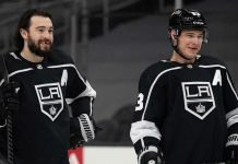 The LA Kings are looking to make some off-season trades. They will likely target one of Jack Eichel, Johhny Gaudreau or Mattias Ekholm.