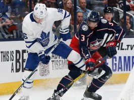The Toronto Maple Leafs will be looking at big changes this off-season. Do they trade Mitch Marner for Seth Jones?